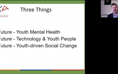 IUSA Webinar Series 'Youth and the Future' – Ian Power