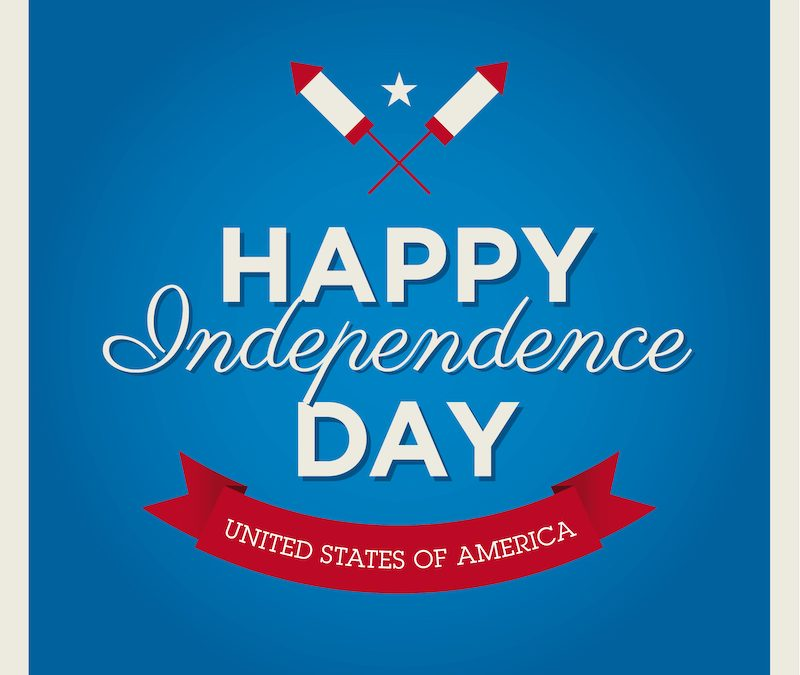 Happy 4th July: Independence Day 2020!