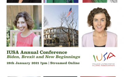 IUSA Conference 2021: 7 pm GMT 28th January 2021