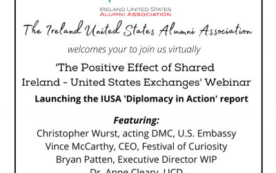 The Positive Effect of Shared Ireland – United States Exchanges